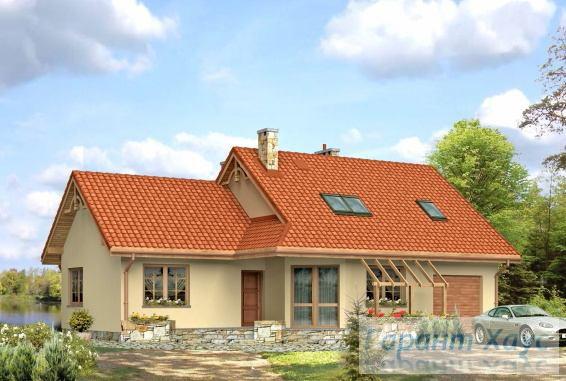 Проект одноквартирного дома № 285