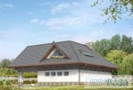 78-proekt.ru - Проект Дачного Дома №15.  Вид №2