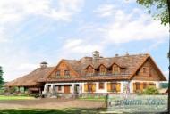 78-proekt.ru - Проект Гостиницы №3.  Вид №1