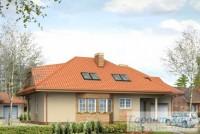 Проект одноквартирного дома № 88