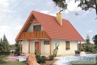Проект одноквартирного дома № 194