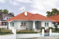 Проект одноквартирного дома № 312