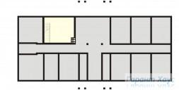 78-proekt.ru - Проект Одноквартирного Дома №235.  План Подвала