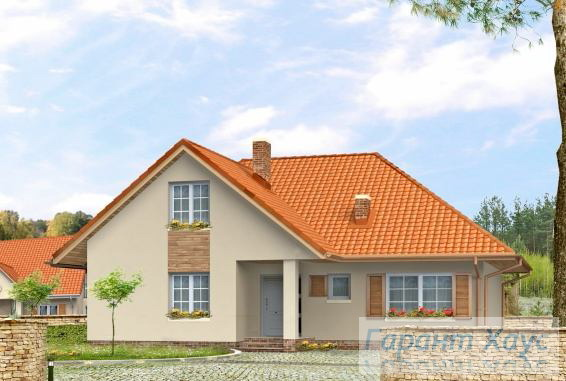 Проект одноквартирного дома № 329