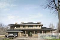 Проект одноквартирного дома № 78