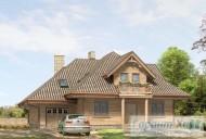 78-proekt.ru - Проект Одноквартирного Дома №202.  Вид №1