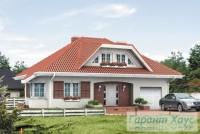 Проект одноквартирного дома № 109