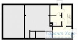 78-proekt.ru - Проект Одноквартирного Дома №137.  План Подвала