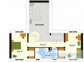 78-proekt.ru - Проект Одноквартирного Дома №99.  План Второго Этажа