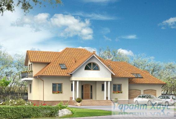 Проект одноквартирного дома № 121