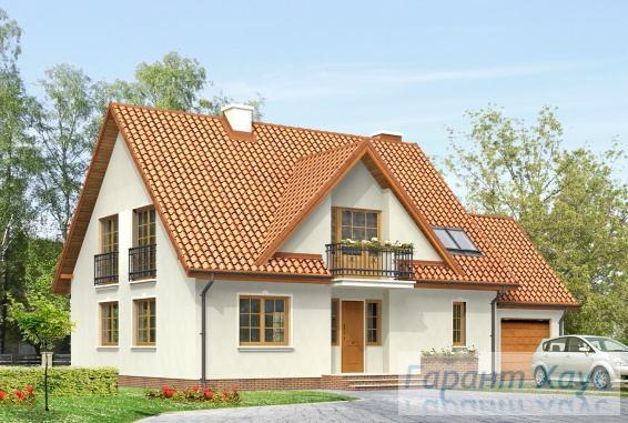Проект одноквартирного дома № 128