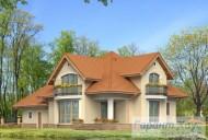 78-proekt.ru - Проект Одноквартирного Дома №38.  Вид №2