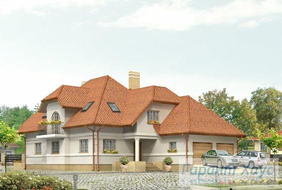 Проект одноквартирного дома № 265