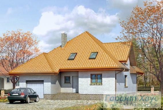 Проект одноквартирного дома № 138