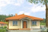 Проект одноквартирного дома № 96