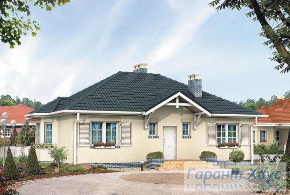 Проект одноквартирного дома № 229