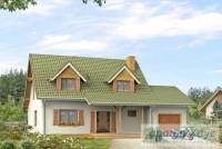Проект одноквартирного дома № 81