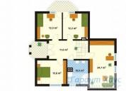 78-proekt.ru - Проект Одноквартирного Дома №151.  План Второго Этажа