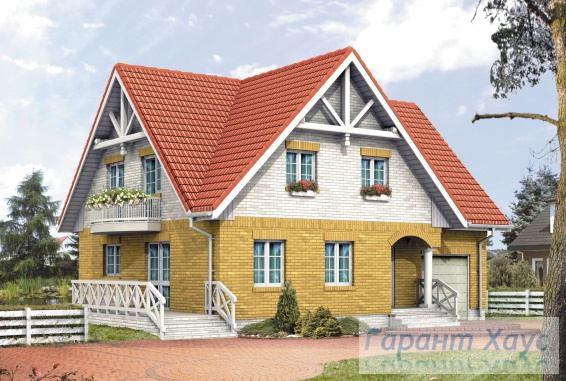 Проект одноквартирного дома № 212