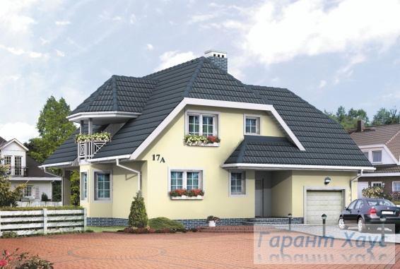 Проект одноквартирного дома № 151