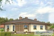 78-proekt.ru - Проект Двухквартирного Дома №26.  Вид №2