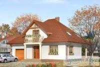 Проект одноквартирного дома № 68