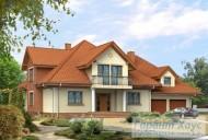 78-proekt.ru - Проект Одноквартирного Дома №37.  Вид №1