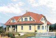 78-proekt.ru - Проект Одноквартирного Дома №46.  Вид №2