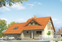 Проект одноквартирного дома № 309