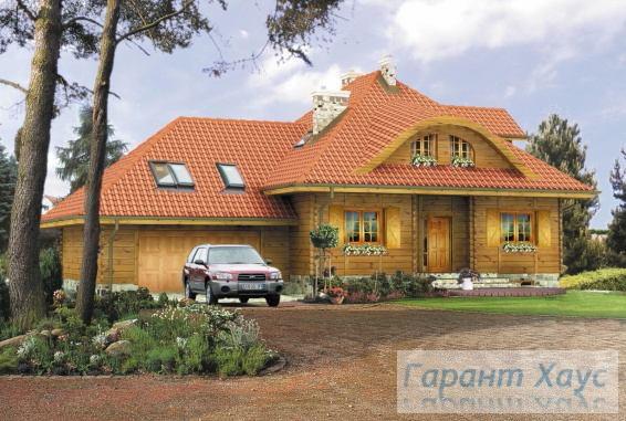 Проект одноквартирного дома № 101