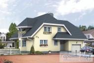 78-proekt.ru - Проект Одноквартирного Дома №151.  Вид №1