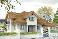 78-proekt.ru - Проект Одноквартирного Дома №33.  Вид №1
