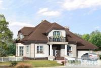 Проект одноквартирного дома № 117