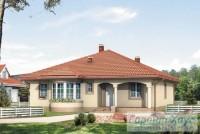Проект одноквартирного дома № 336