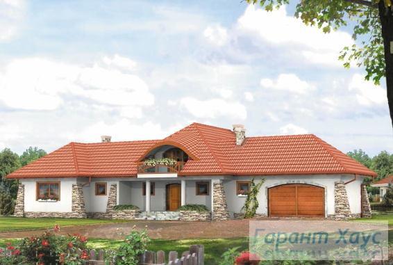 Проект одноквартирного дома № 241