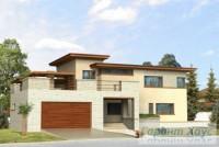 Проект одноквартирного дома № 213