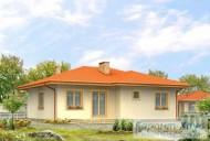 78-proekt.ru - Проект Одноквартирного Дома №89.  Вид №2