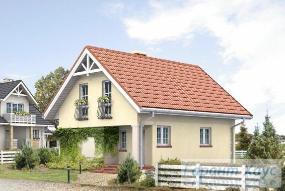 Проект одноквартирного дома № 288