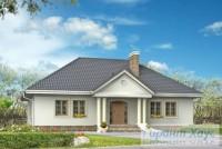 Проект одноквартирного дома № 301