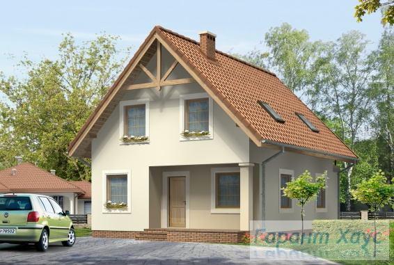 Проект одноквартирного дома № 218