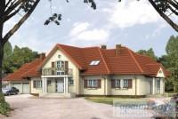 Проект двухквартирного дома № 16