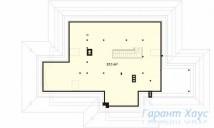78-proekt.ru - Проект Одноквартирного Дома №150.  План Второго Этажа