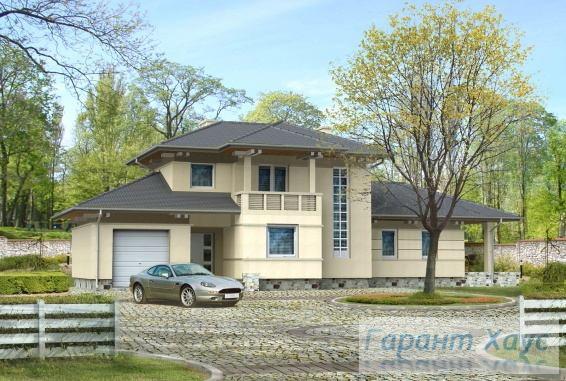 Проект одноквартирного дома № 162