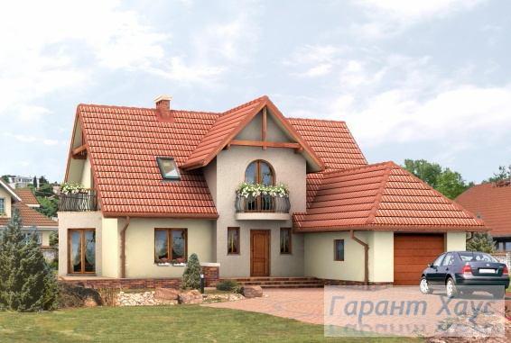 Проект одноквартирного дома № 42