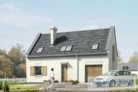 Проект одноквартирного дома № 217