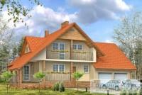 Проект одноквартирного дома № 238