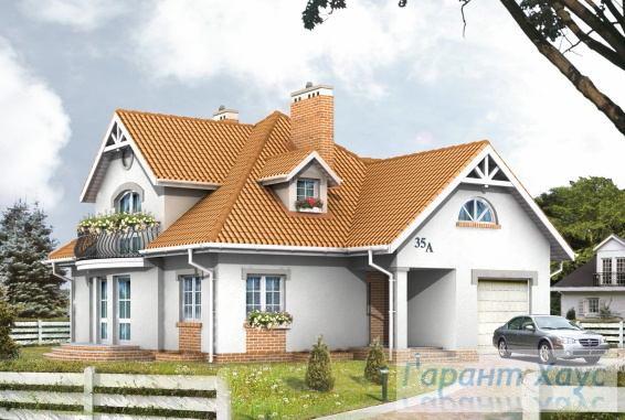 Проект одноквартирного дома № 147