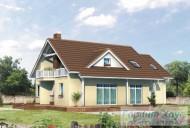 78-proekt.ru - Проект Одноквартирного Дома №167.  Вид №2