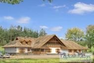 78-proekt.ru - Проект Гостиницы №4.  Вид №2