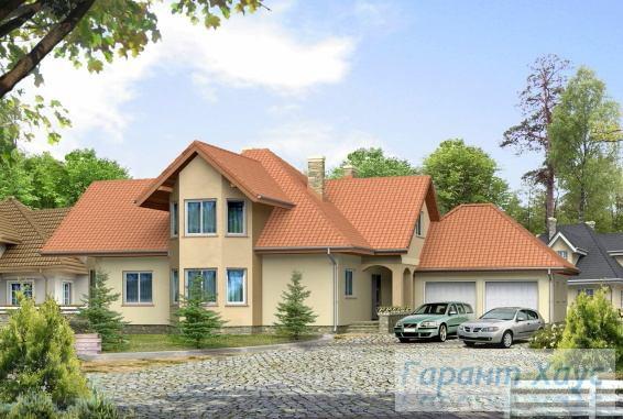Проект одноквартирного дома № 142